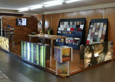 showroom maderas acuña