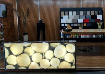 exposicion maderas acuña