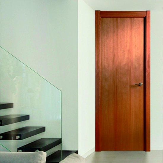 Puertas de interior sapely lisa