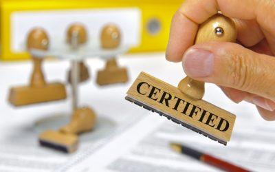 Maderas Acuña, Empresa Certificada, Empresa de Confianza