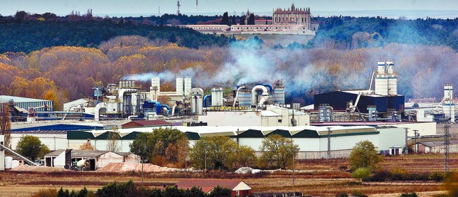 Kronospan encarga la actualización para planta OSB a Dieffenbacher