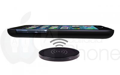 Cargador Inalámbrico para móviles en muebles